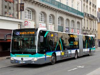 Retour à la normale dans les transports de Rennes
