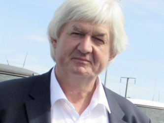 Christian Juhel, directeur de la S.T.R.A.N.