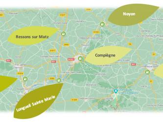 Evergaz et la SEM Oise Energies Renouvelables créent Mobilités Vertes de l'Oise
