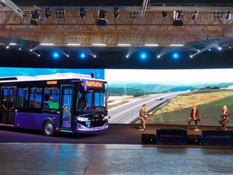 Karsan lance un premier bus autonome de niveau 4