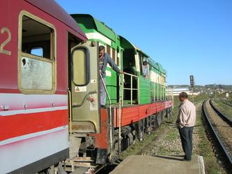L'Europe au secours du rail albanais
