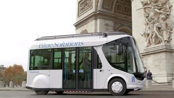 Singapour: Blue Solutions et la Nanyang Technological University expérimentent un Bluetram