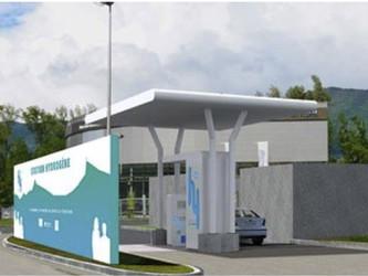 Une station hydrogène à Chambéry