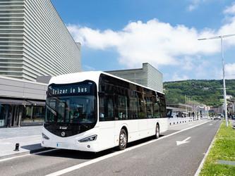 Irizar e-mobility s'implante à Berne et au Liechtenstein