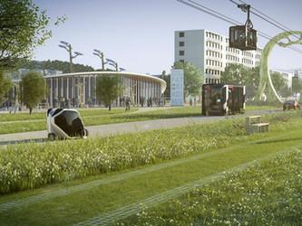 Mobility Futures, comprendre l'avenir de la mobilité urbaine