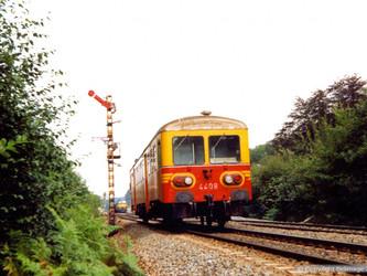 Adieux du réseau ferré belge aux derniers signaux mécaniques