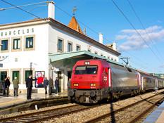 La ligne portugaise du Minho électrifiée jusqu'à la frontière espagnole