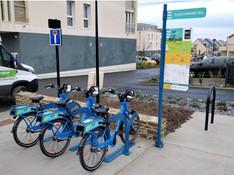 Val d'Ille-Aubigné : lancement du service VIA vélo