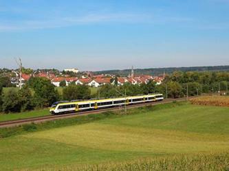Alstom : vers une conduite automatique des trains sur le réseau de Stuttgart