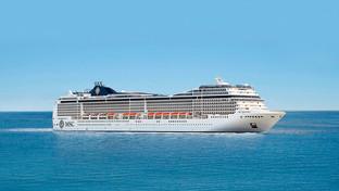 MSC repart en Méditerrrannée le 24 janvier