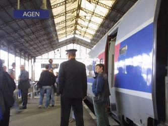 La FNAUT préconise un transfert de l'avion vers le train
