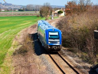 Quand l'Occitanie étudie la réouverture TER de Séverac-Rodez