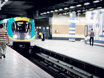 Ratp Dev prend les commandes de la ligne 3 du métro du Caire