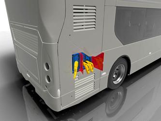 BYD ADL : nouvelles options de charge pour les bus électriques