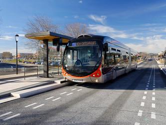 450 M€ pour les transports collectifs en site propre