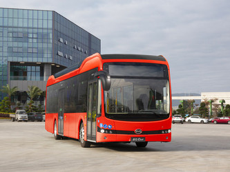 La Deutsche Bahn commande une flotte de bus BYD