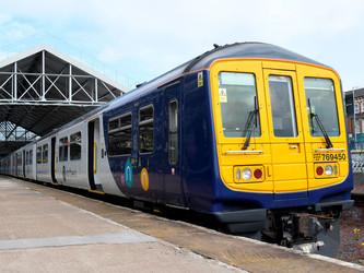 Les rames bi-mode de Northern Rail sont en service