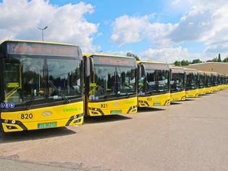 Pologne : Solaris livre 14 Urbino à PKM