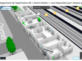ENGIE Solutions va connecter les gares