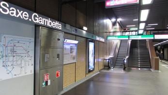 Le Sytral mesure la qualité de l'air du métro