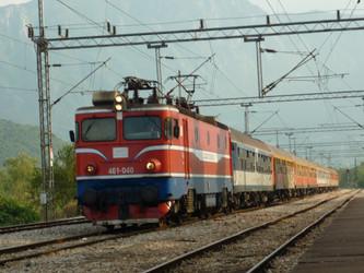 Contrôle russe sur les rails serbes