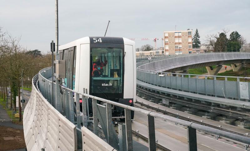 métro de rennes