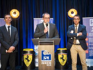 SPL ouvre un nouveau site Iveco Bus