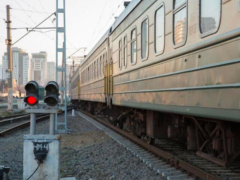 train Azerbaïdjan