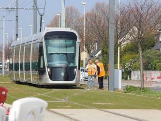 Adieu le TVR, bonjour le tram Caen-La Mer !