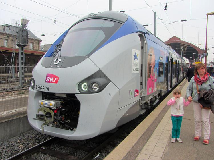 Train Grand-Est