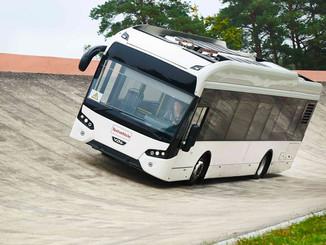 VDL et Continental testent un pneumatique pour bus électrique