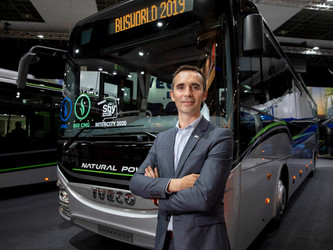 Stéphane Espinasse, Iveco Bus