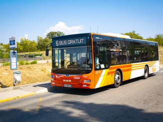 Les Aubagnais satisfaits de leurs transports publics