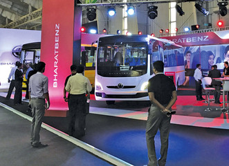 Busworld India repoussé à octobre