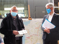 AuRA mise sur le retour du Montluçon-Lyon de Railcoop