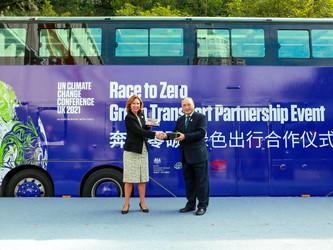 BYD lance la campagne «Race to Zéro»