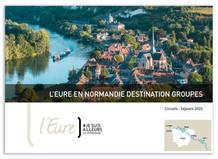 L'Eure, la brochure groupes 2021 est arrivée