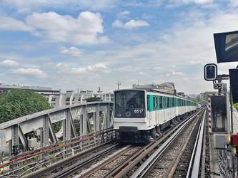 Alstom équipe la ligne 6 grâce à l'automatisation de la ligne 4 !