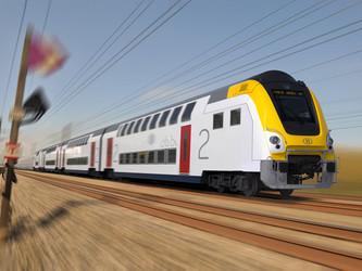 Belgique : de nouvelles rames M7 Alstom-Bombardier pour la SNCB