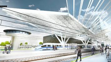 La LGV Varsovie-Aéroport Central-Lodz est lancée