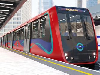 CAF construira les nouvelles rames du Docklands Light Railway