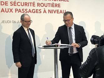 Partenariat FNTV-SNCF Réseau sur les passages à niveau
