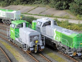 Le Chinois CRRC achète Vossloh Locomotives