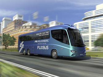 Flixbus mise sur l'hydrogène