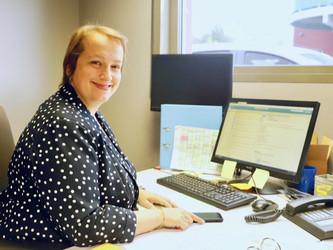 Laure Planchet, directrice de la Régie des transports de la communauté d'agglomération du Puy-en-Vel