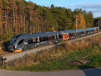 La RENFE espagnole acquiert 50% du Tchèque Leo Express