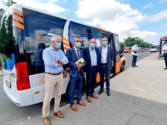 Aubagne créé une navette de bus de centre ville