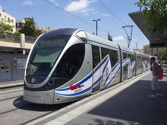 CAF étendra le réseau des tramways de Jérusalem