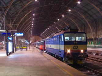 Deux start-ups néerlandaise et belge unies pour créer un train de nuit