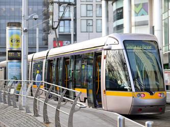 Transdev reste à Dublin encore 6 ans